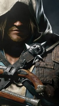 33 Assassin S Creed Iv Black Flag Apple Iphone 5 640x1136