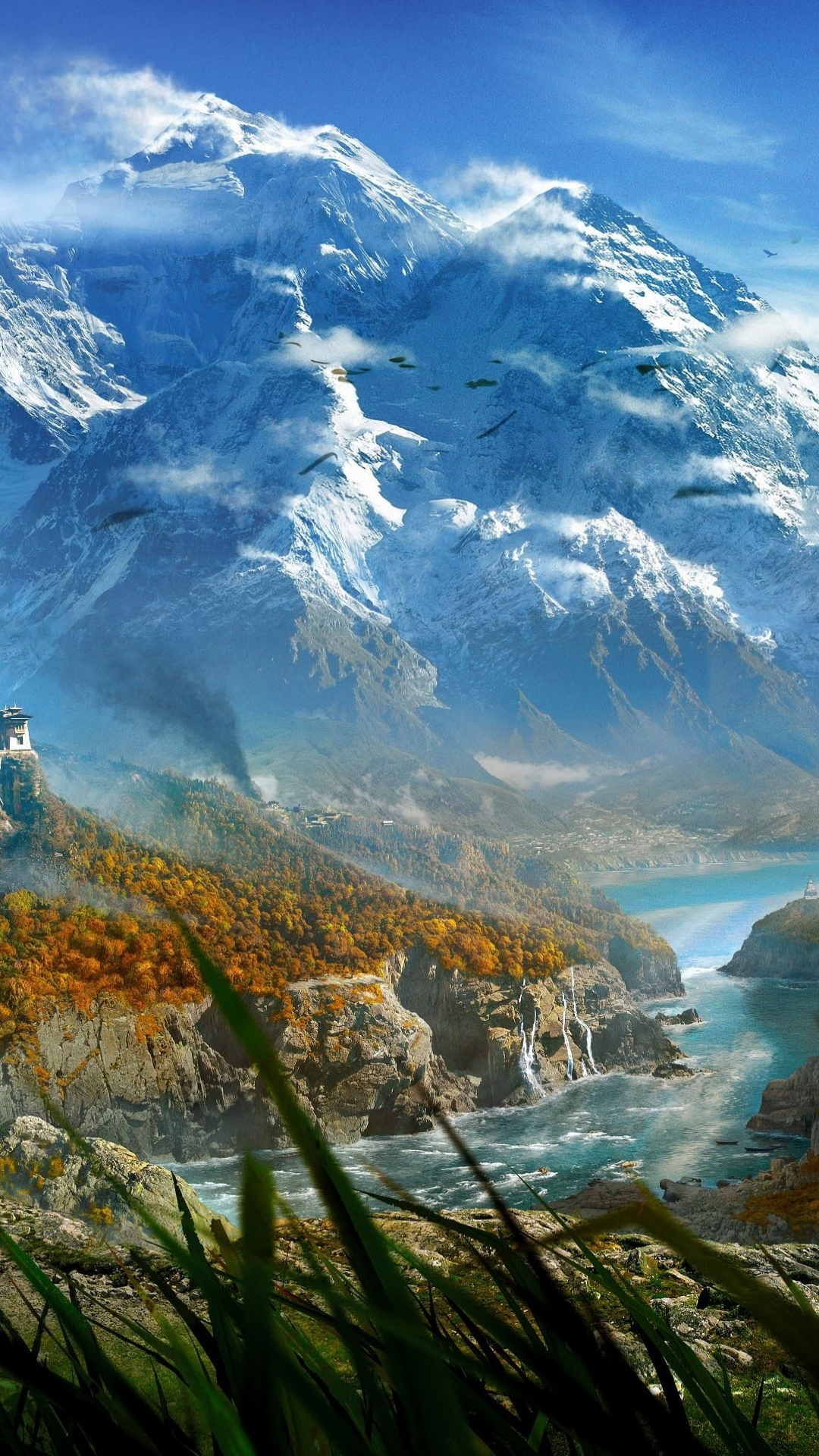 Video Game Far Cry 4 1080x1920 Wallpaper Id 101106 Mobile Abyss