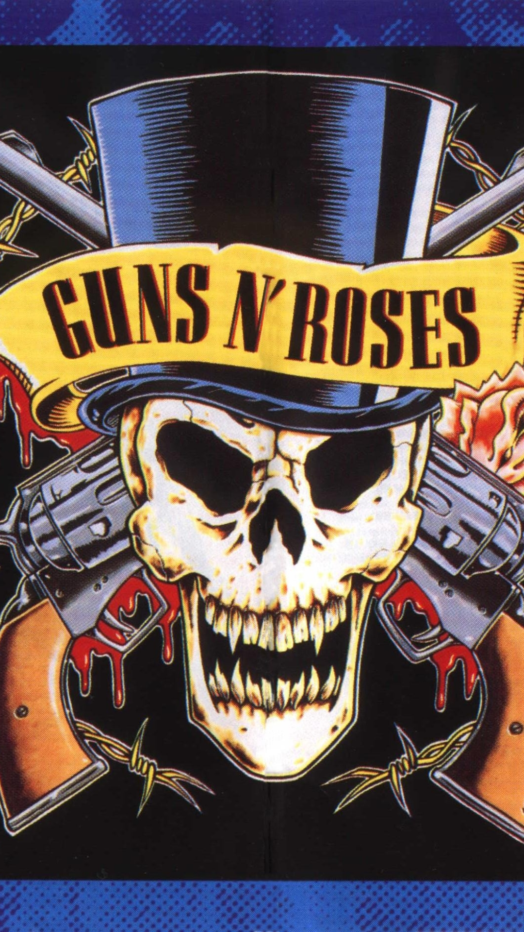 Music Guns N Roses 1080x1920 Wallpaper Id 101461 Mobile Abyss