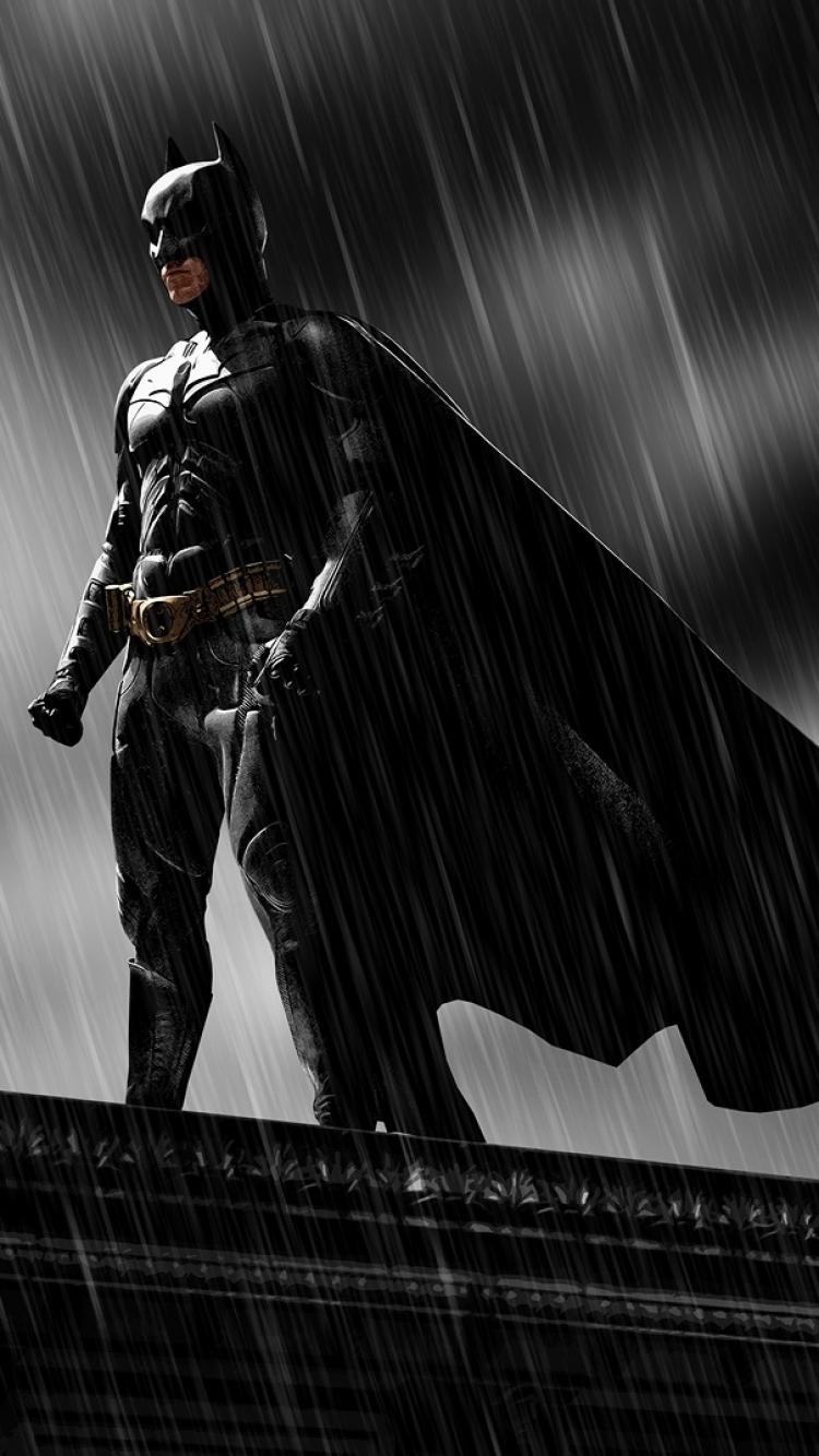 Movie The Dark Knight Rises 750x1334 Mobile Wallpaper