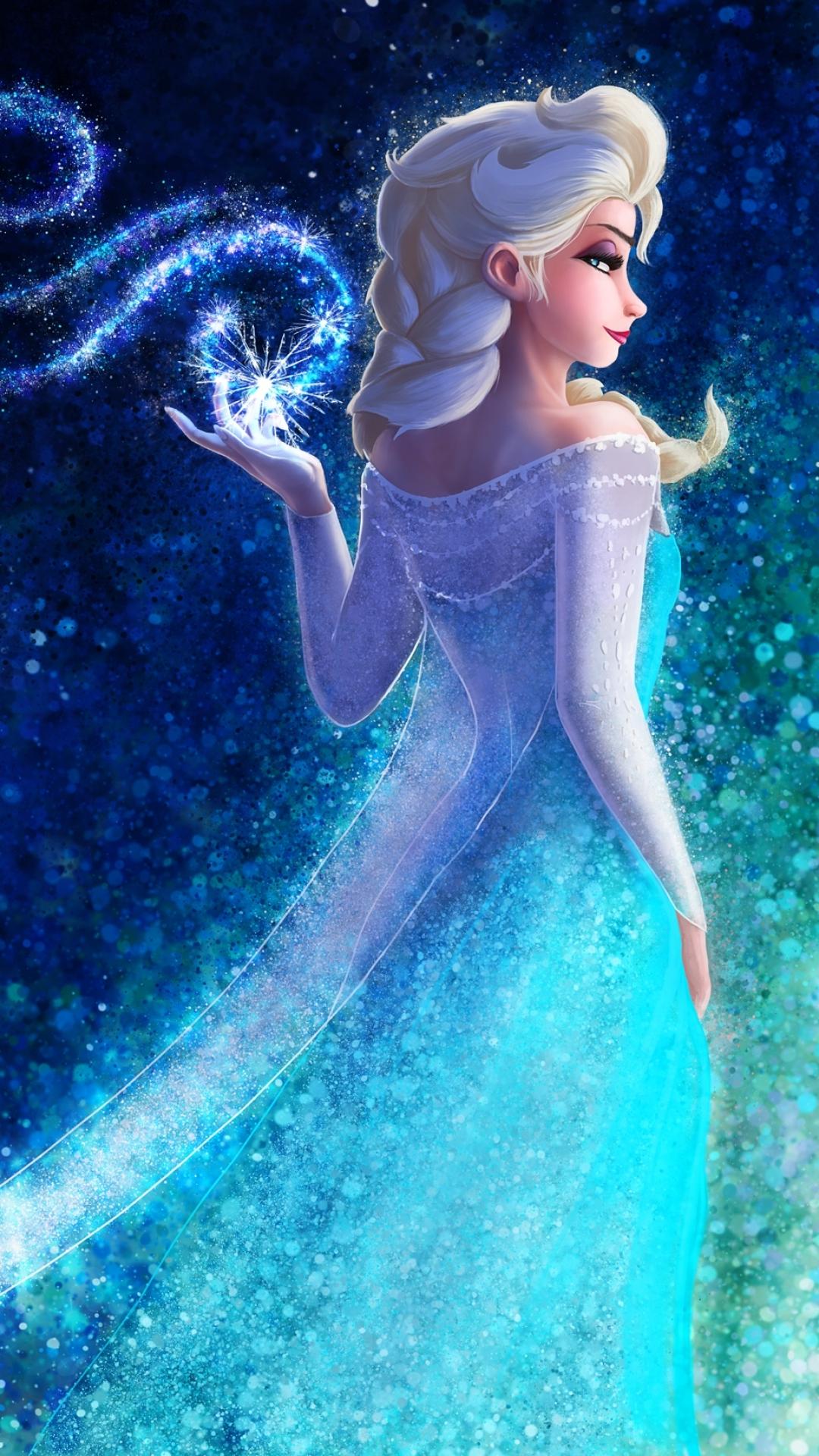 Movie Frozen 1080x1920 Mobile Wallpaper