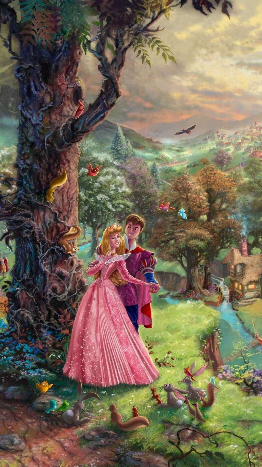 Download Sleeping Beauty Iphone Wallpaper Gallery