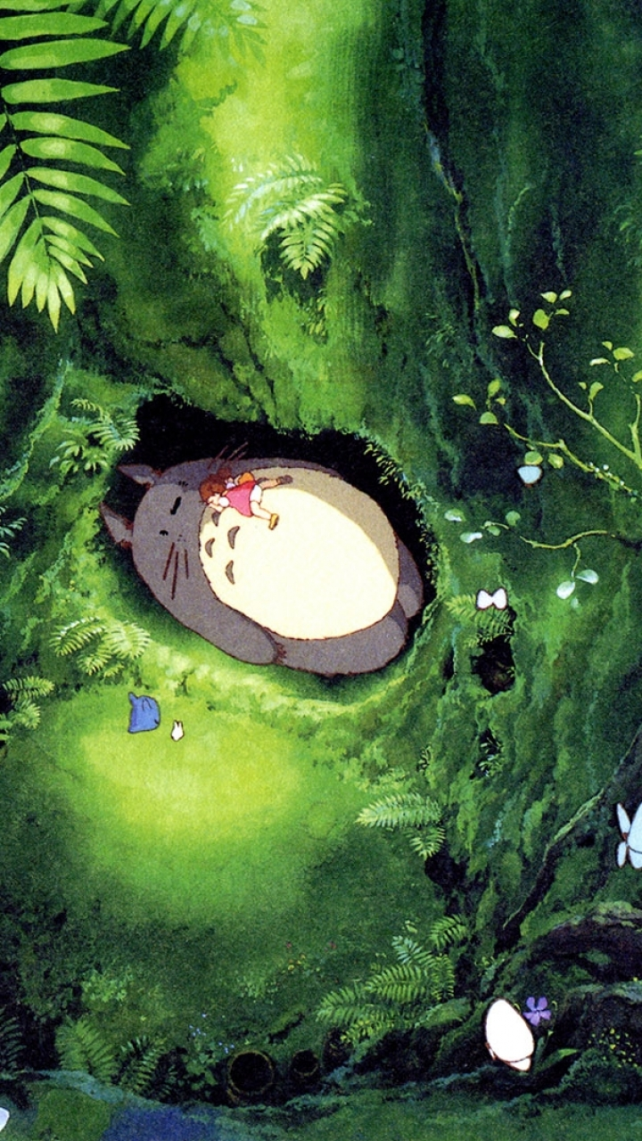Movie My Neighbor Totoro Mei Kusakabe Mini Wallpaper 113594