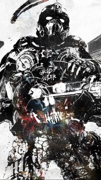 38 Gears Of War Appleiphone 5 640x1136 Wallpapers Mobile Abyss