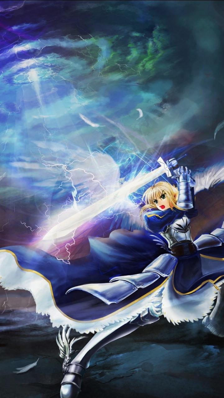 Anime Fate Stay Night Movie Heaven S Feel 720x1280 Wallpaper Id