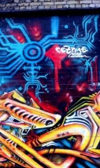 38 Graffiti Samsung Galaxy J1 480x800 Wallpapers Mobile Abyss