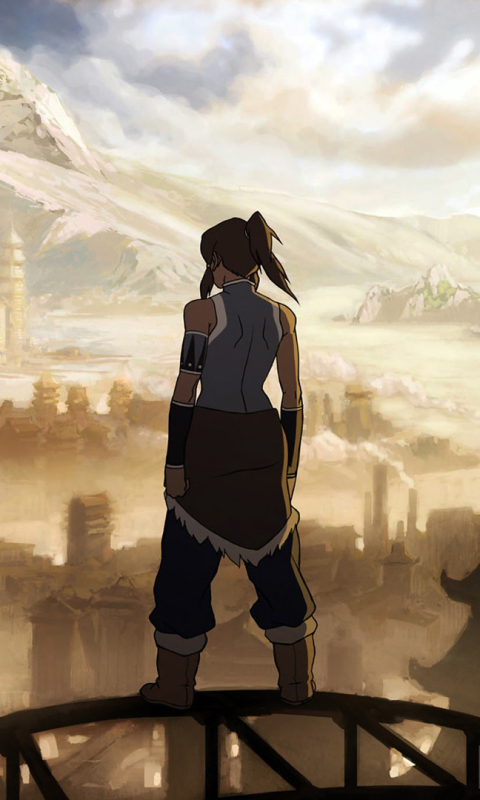 Animeavatar the legend of korra 480x800 wallpaper id 124612 anime avatar the legend of korra 480x800 mobile wallpaper voltagebd Images