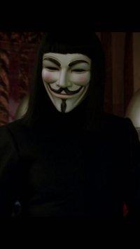 2 V For Vendetta 480x854 Wallpapers