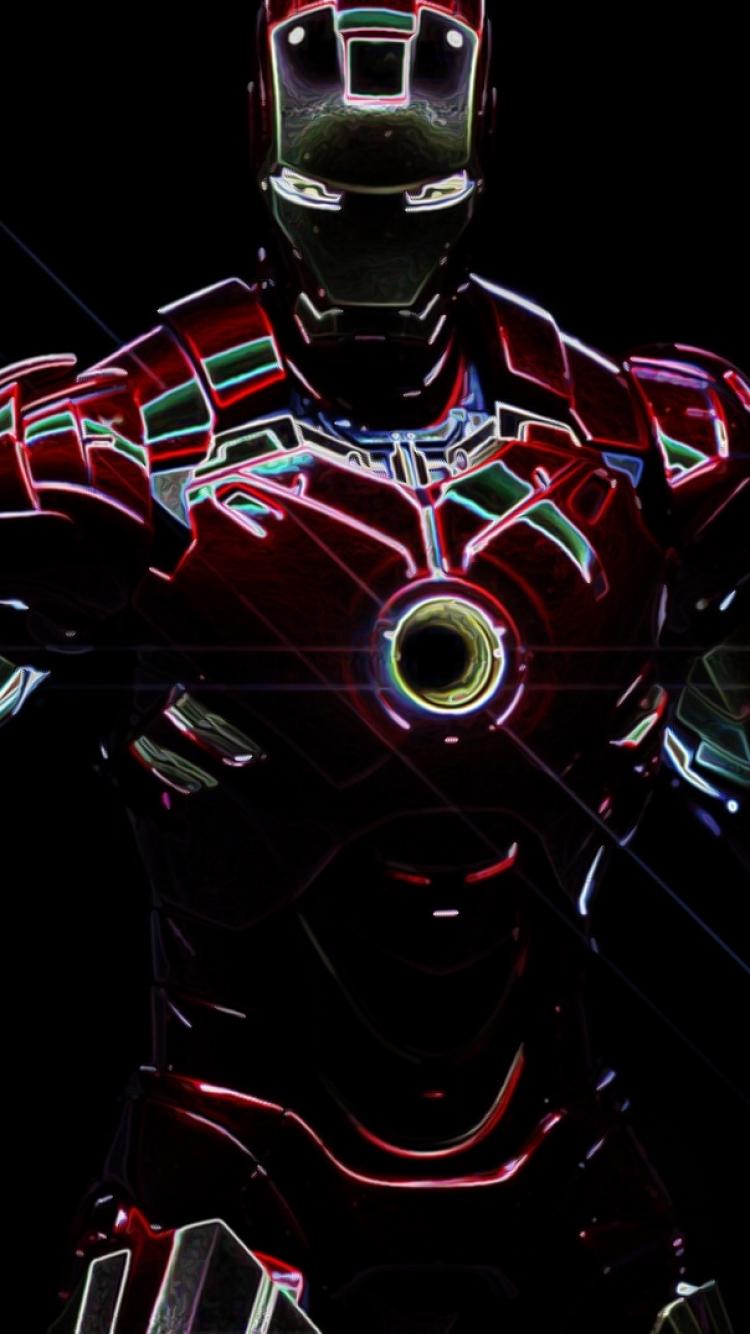 Iron Man Wallpaper 34447: Iron Man Wallpaper Iphone 6s