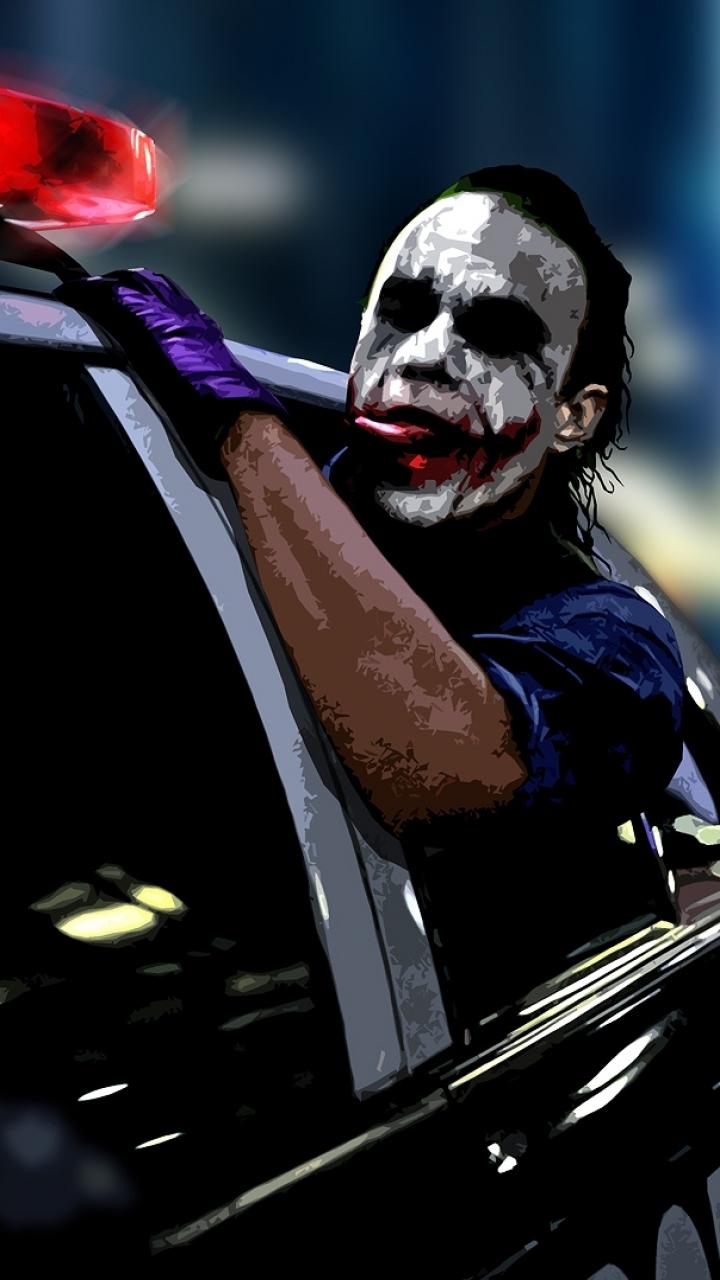 Joker The Dark Knight Wallpapers HD Desktop and Mobile Backgrounds