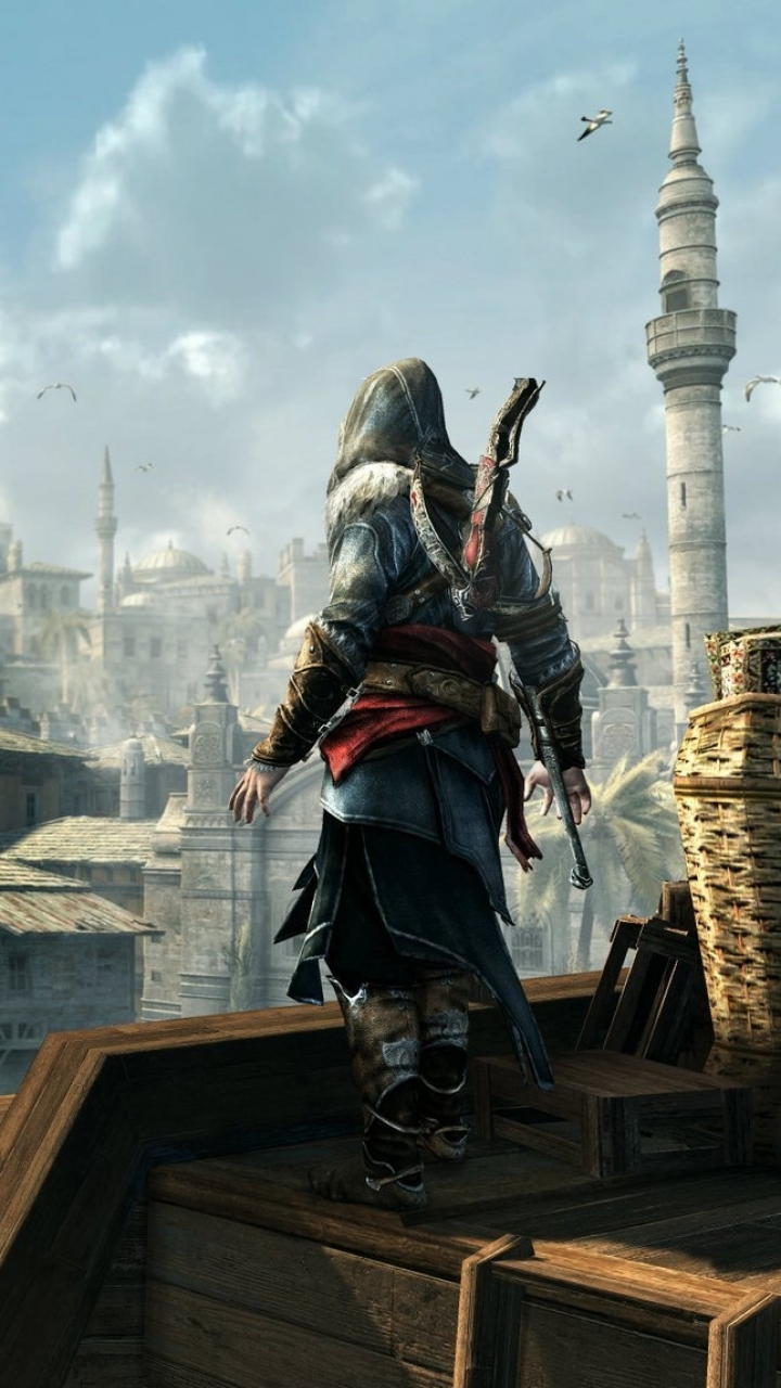 Video Game Assassin S Creed Revelations 720x1280 Wallpaper Id