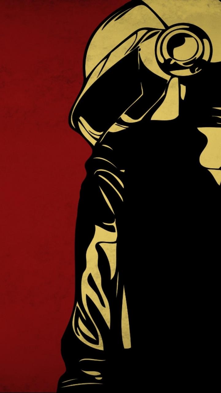 Daft Punk Iphone Wallpaper Bryanbakerlouderthan