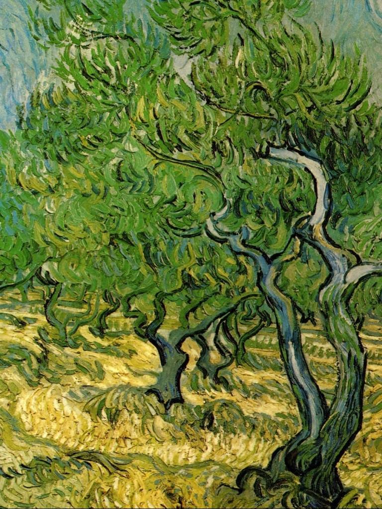 Artisticvincent Van Gogh 768x1024 Wallpaper Id 141527