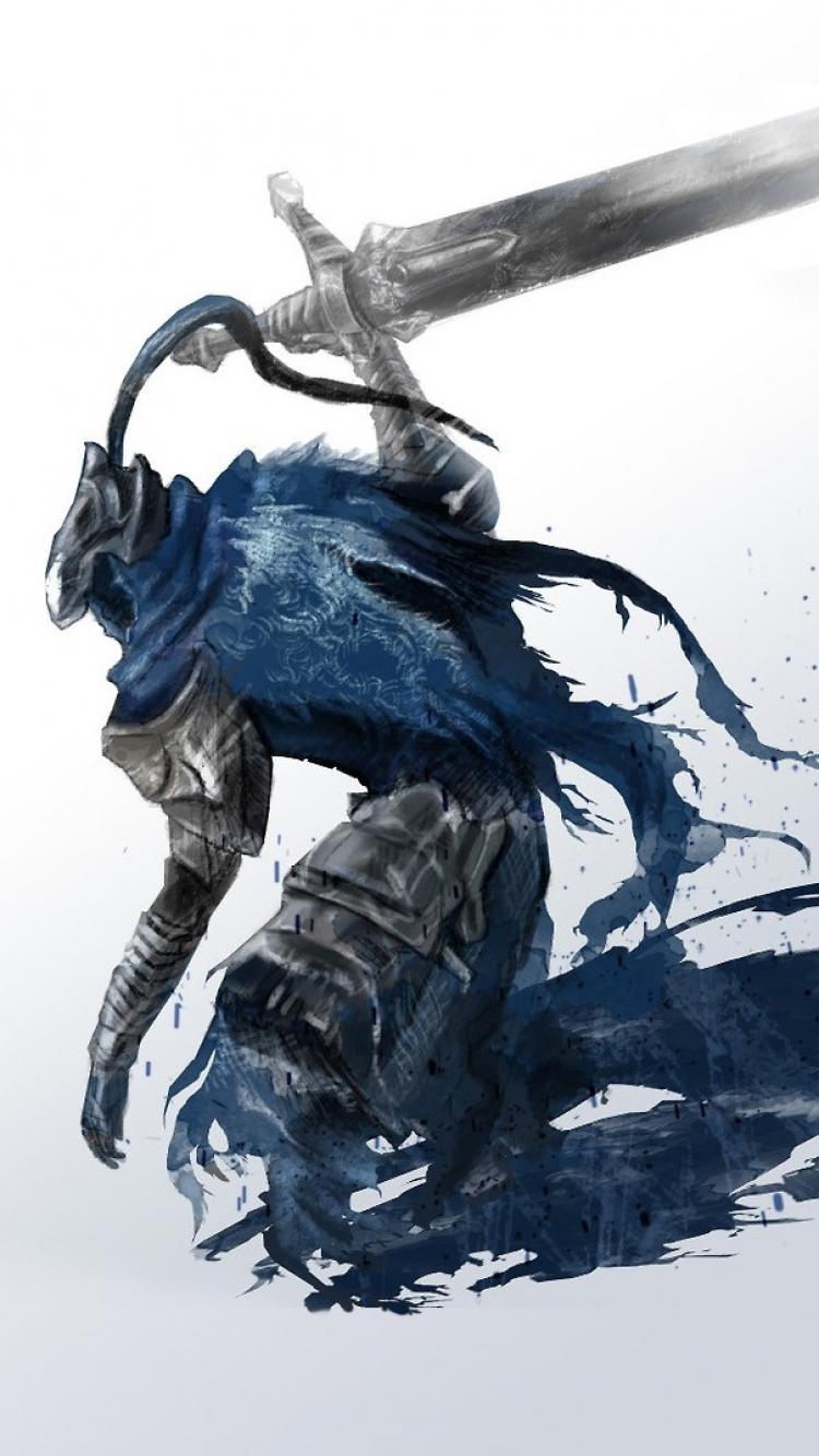 Video Gamedark Souls 750x1334 Wallpaper Id 148370