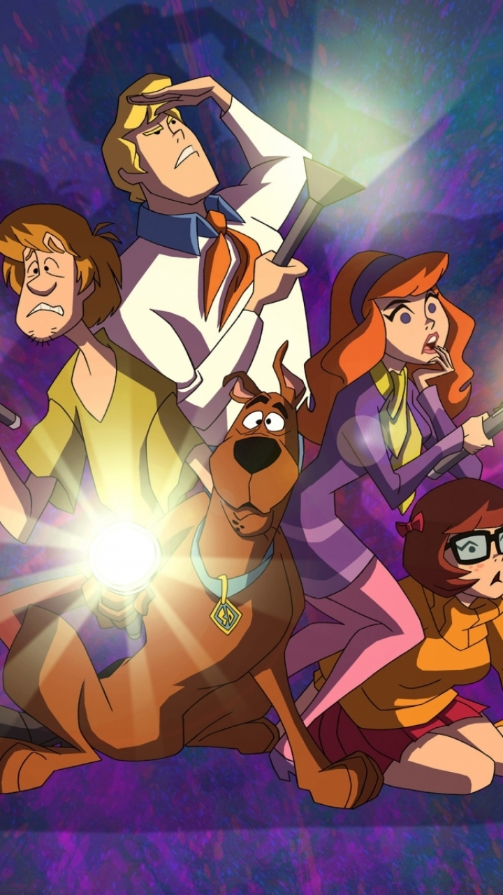 TV Show Scooby Doo 720x1280 Mobile Wallpaper