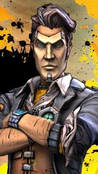 18 Borderlands 2 Apple Iphone 5 640x1136 Wallpapers