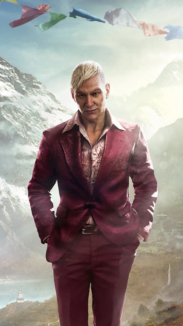 Video Game Far Cry 4 720x1280 Wallpaper Id 155876 Mobile Abyss