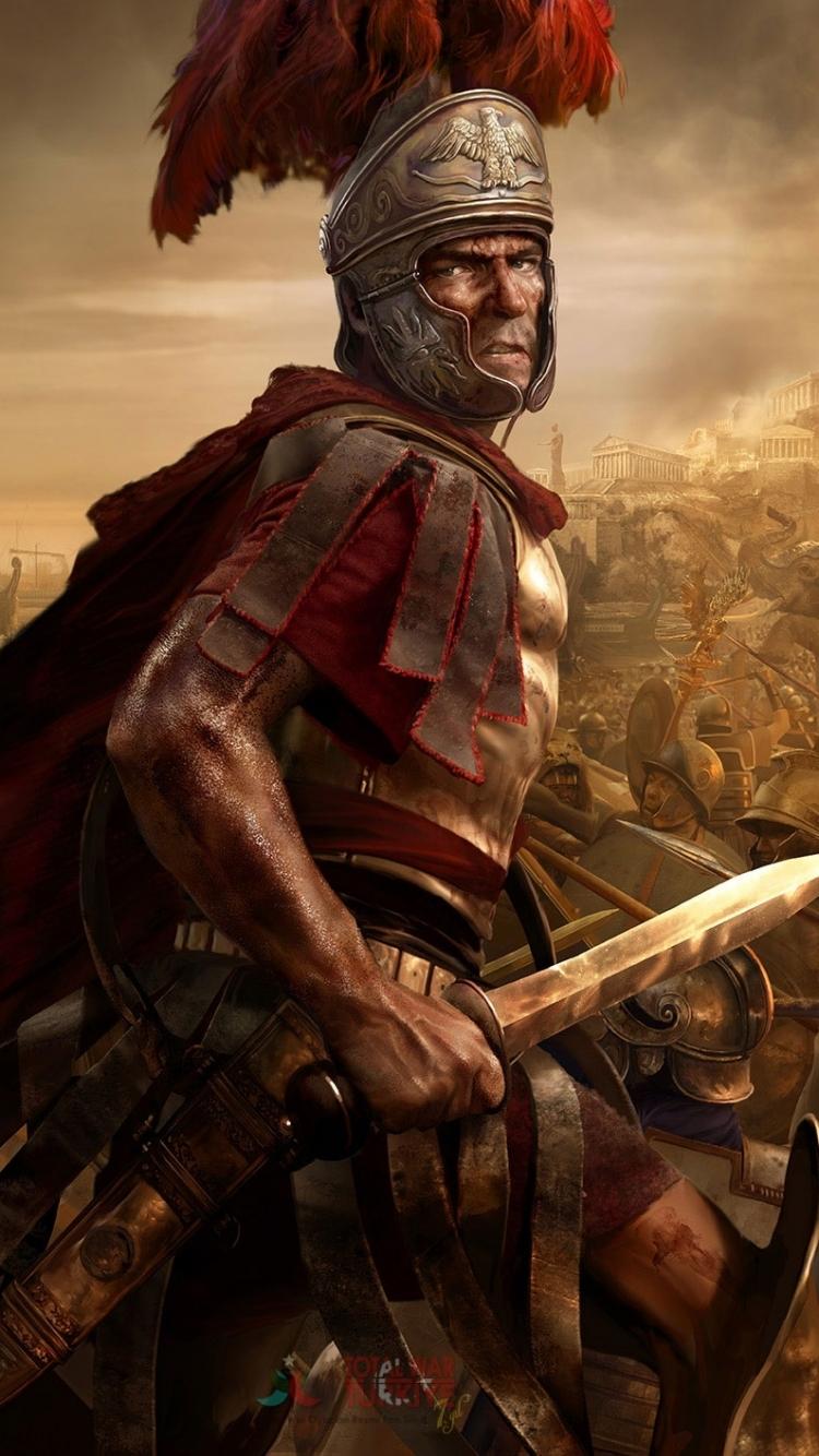 Video Game Total War Rome Ii 750x1334 Wallpaper Id 157427