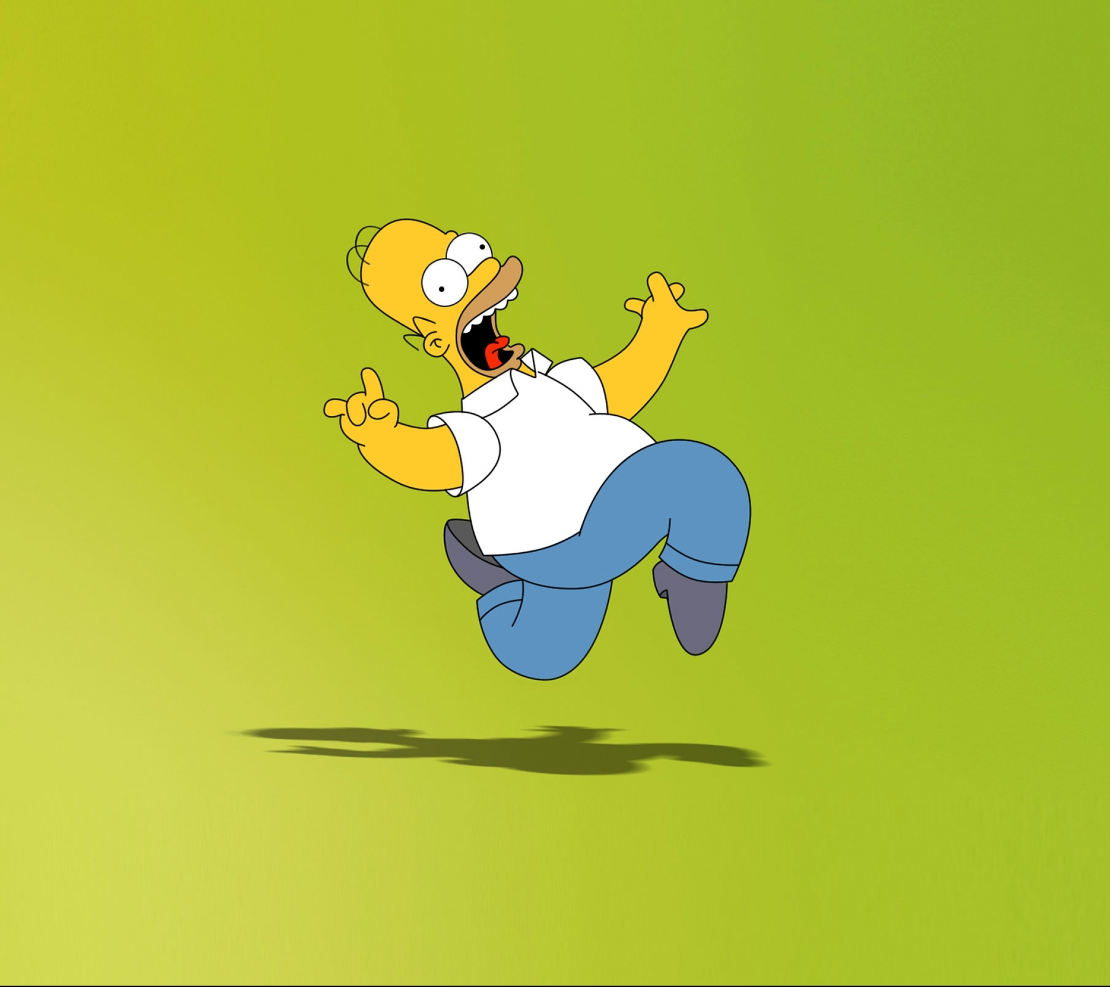 TV Show/The Simpsons (2160x1920) Wallpaper ID: 158765 - Mobile Abyss