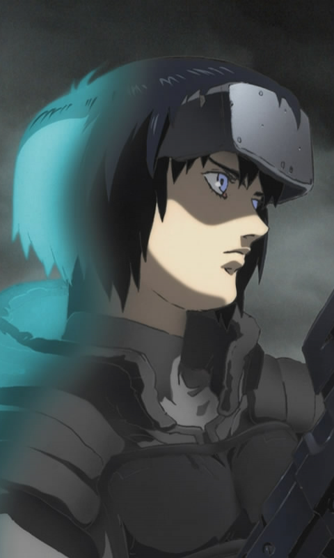 Anime Ghost In The Shell 480x800 Wallpaper Id 159029 Mobile Abyss
