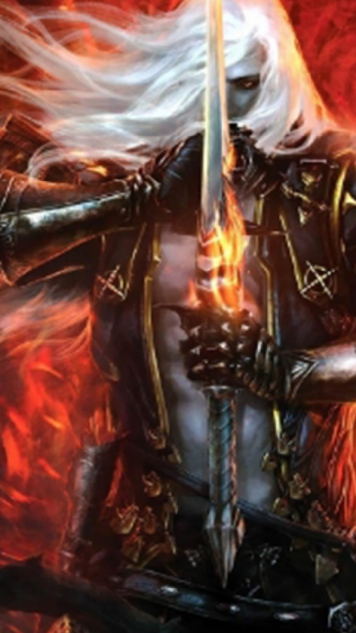 Video Game Castlevania Lords Of Shadow 2 720x1280 Mobile Wallpaper