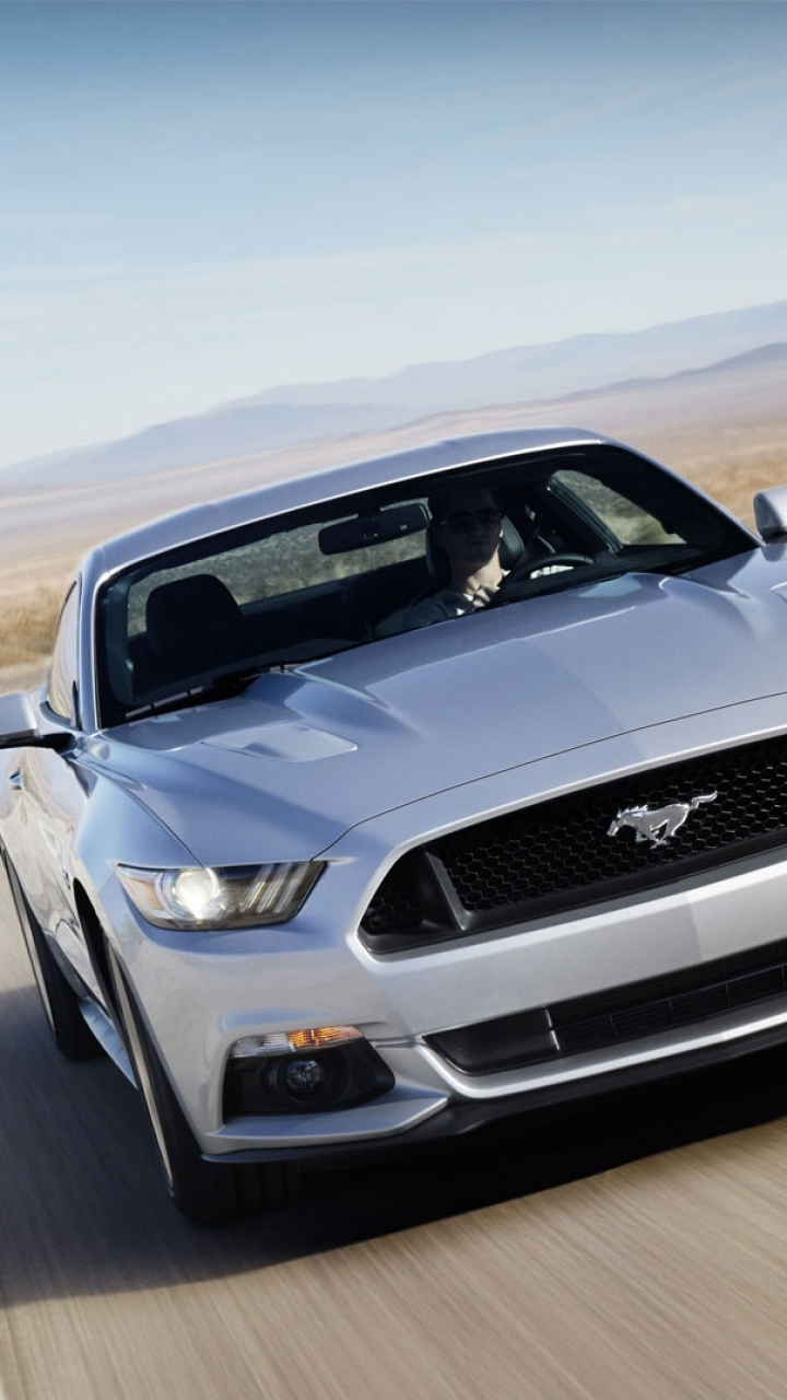 Vehicles2015 Ford Mustang Gt 720x1280 Wallpaper Id