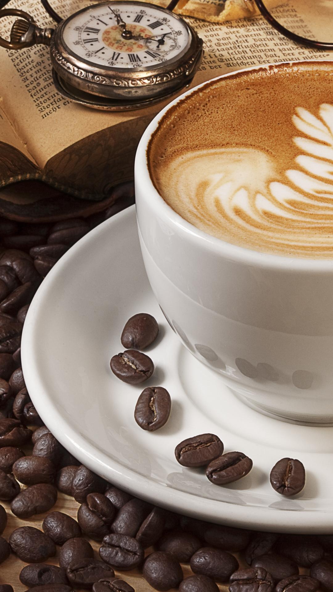 Красивые картинки с кофем вертикальные