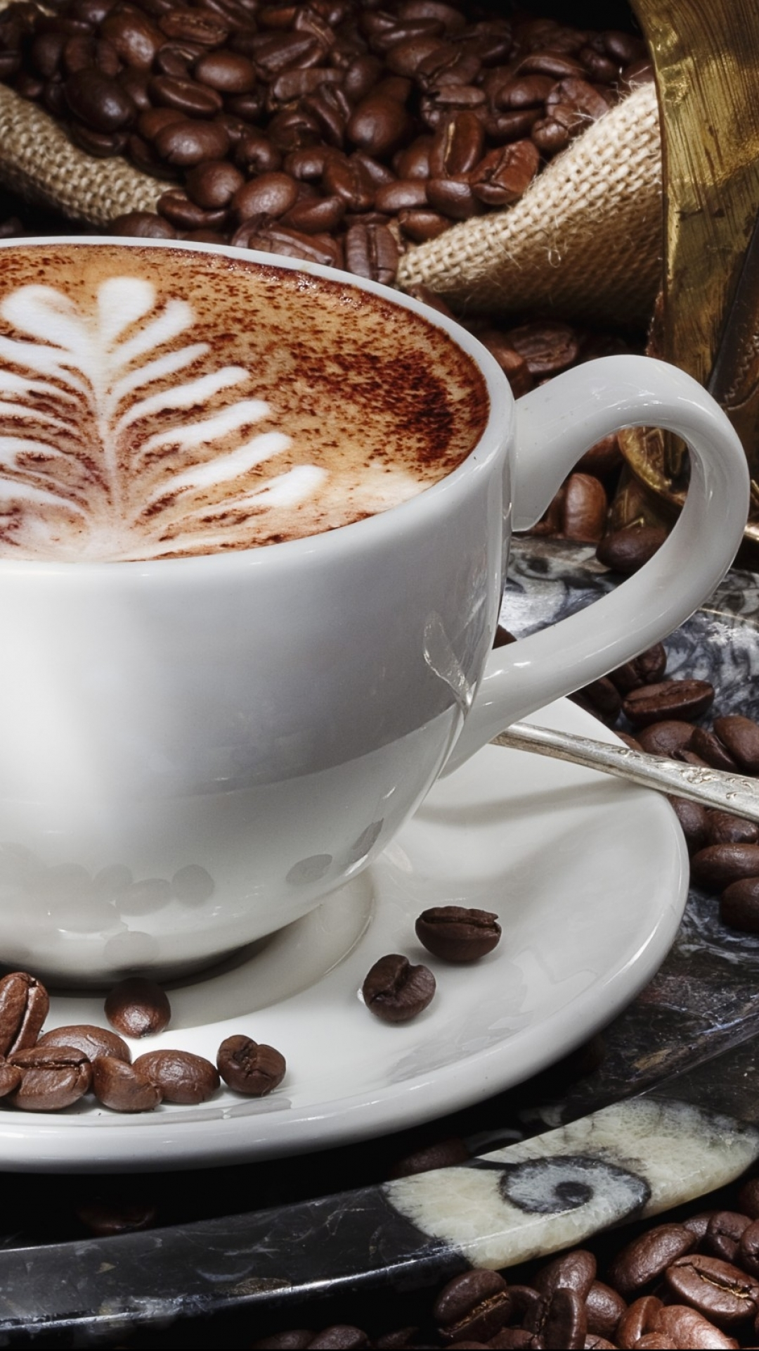 Cute coffee wallpapers for iphone - Cute coffee wallpaper ...