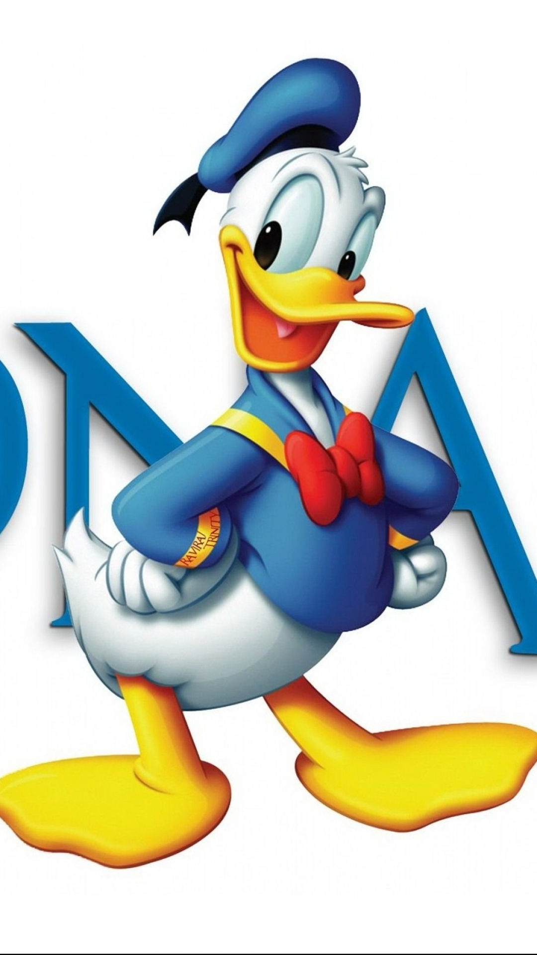 iPhone 6S Plus CartoonDonald Duck Wallpaper ID 173138