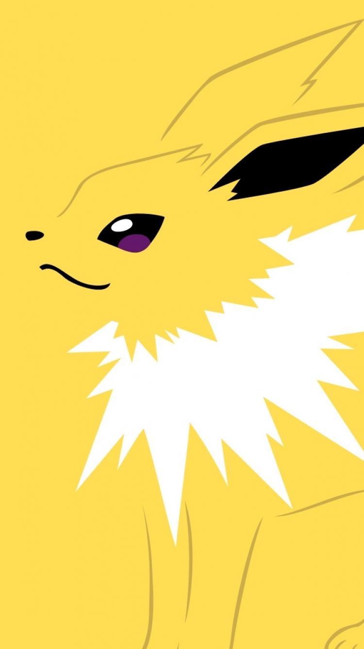 Jolteon Iphone Wallpaper Pokemon Wallpaper Jolt...