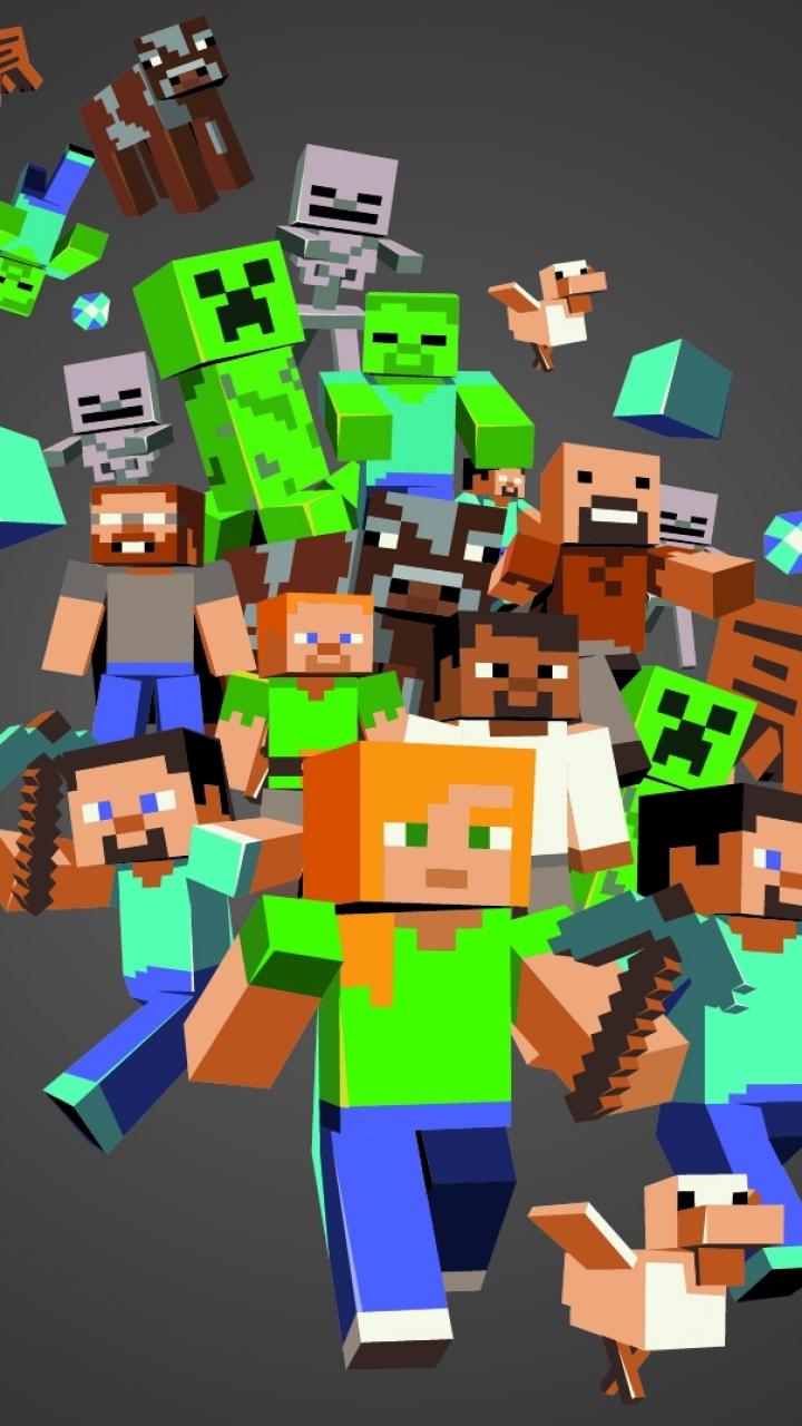 Good Wallpaper Minecraft Cellphone - 181702  Image_90579.jpg