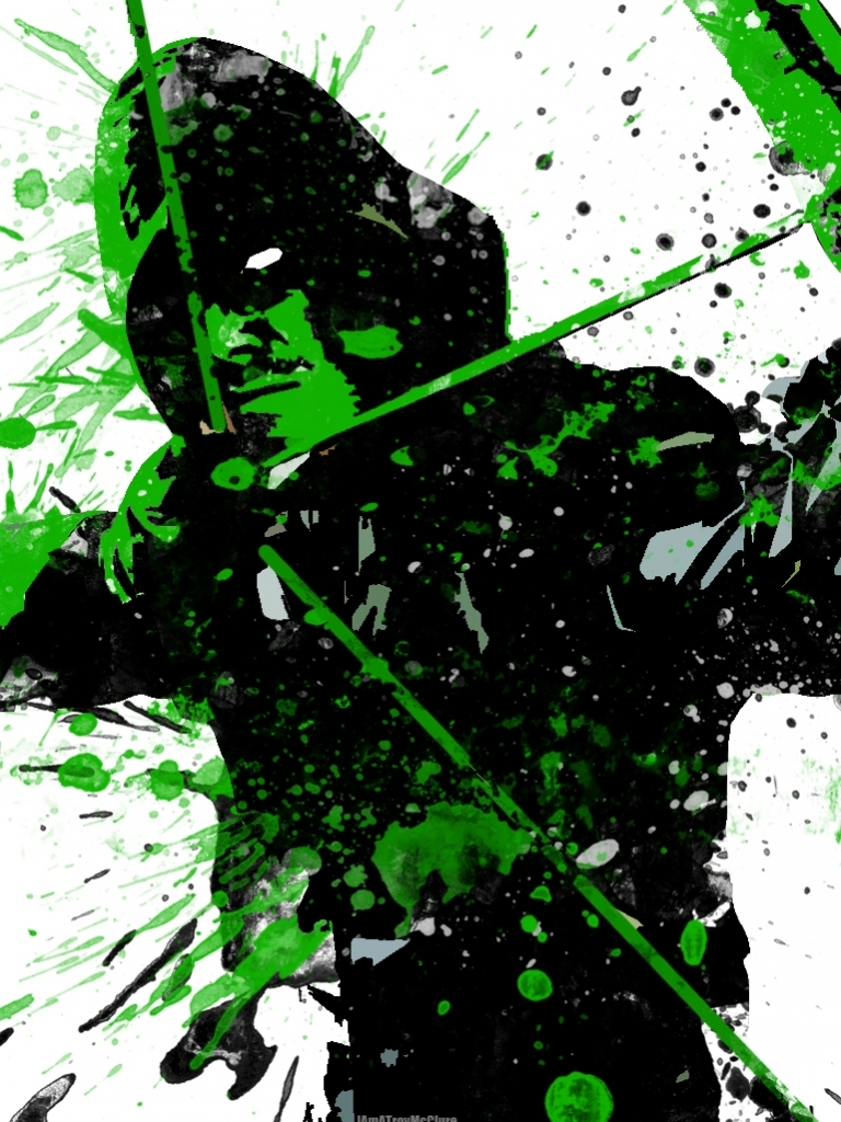 Green Arrow Full HD Wallpaper and Background x ID