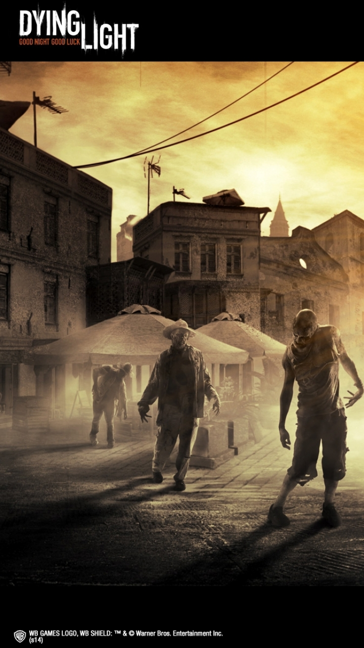 Video Game Dying Light 720x1280 Mobile Wallpaper