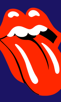 3 The Rolling Stones Samsung Galaxy J1 480x800 Wallpapers