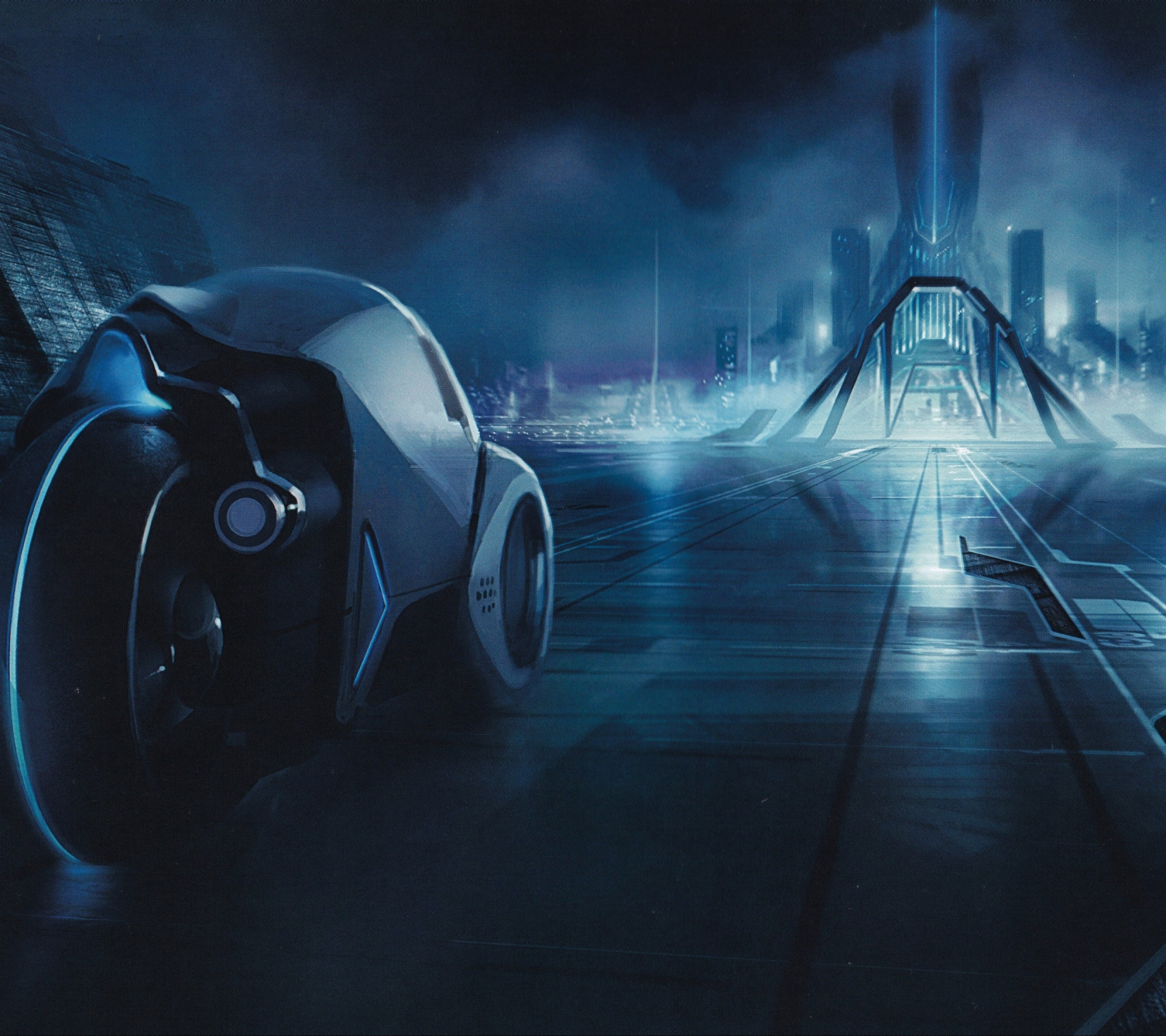 Movie TRON Legacy 2880x2560 Mobile Wallpaper
