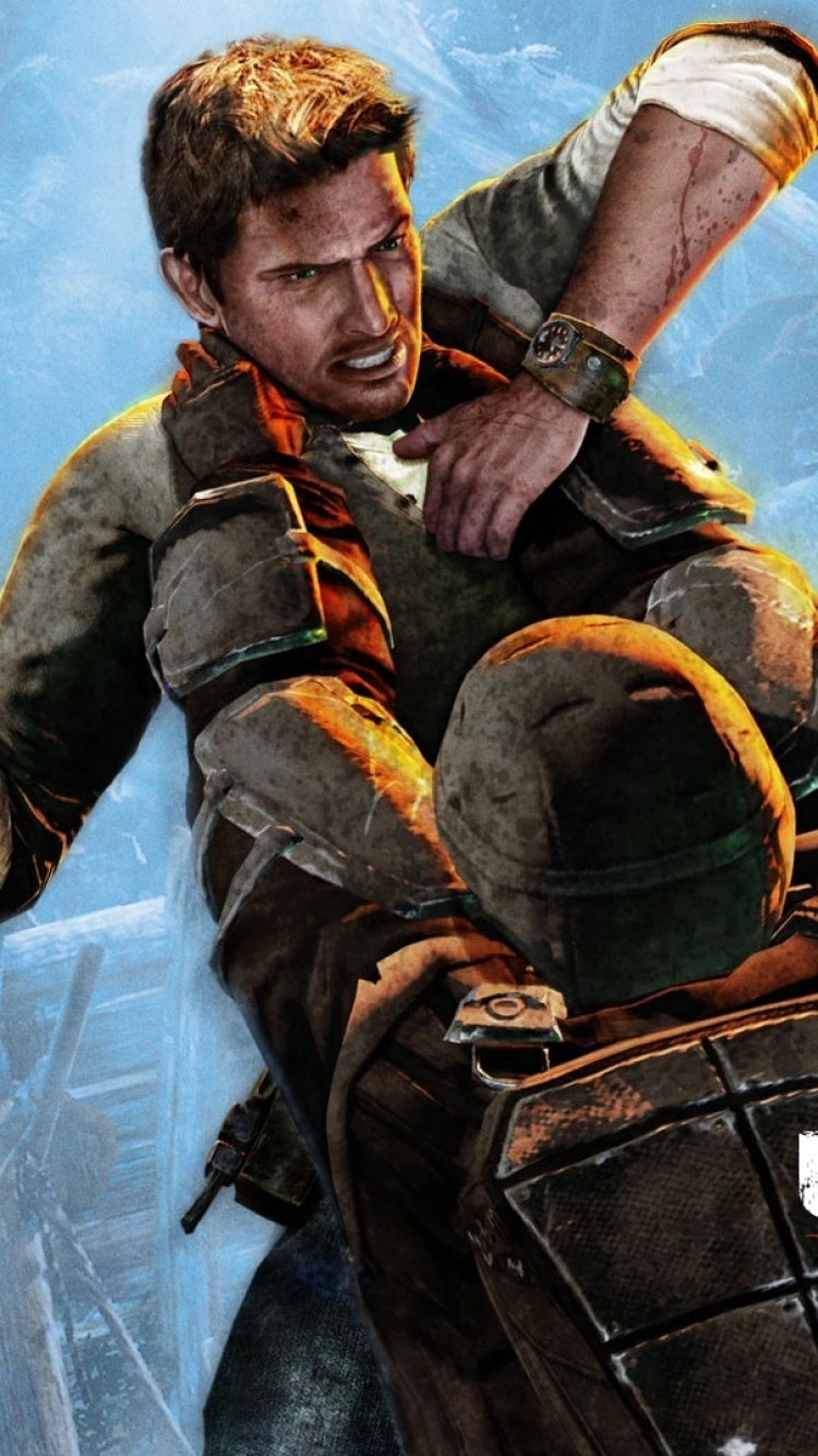 Video Game Uncharted 2 Among Thieves 750x1334 Mobile Wallpaper