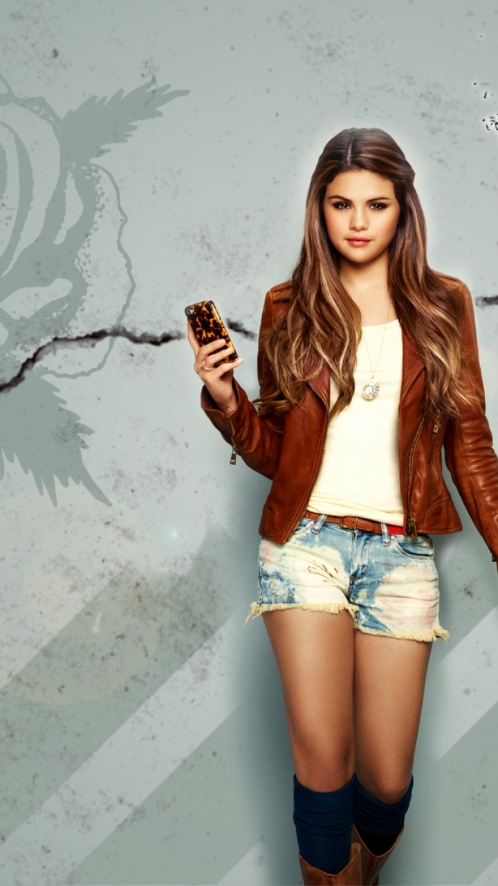 iPhone 7 MusicSelena Gomez Wallpaper ID 206615
