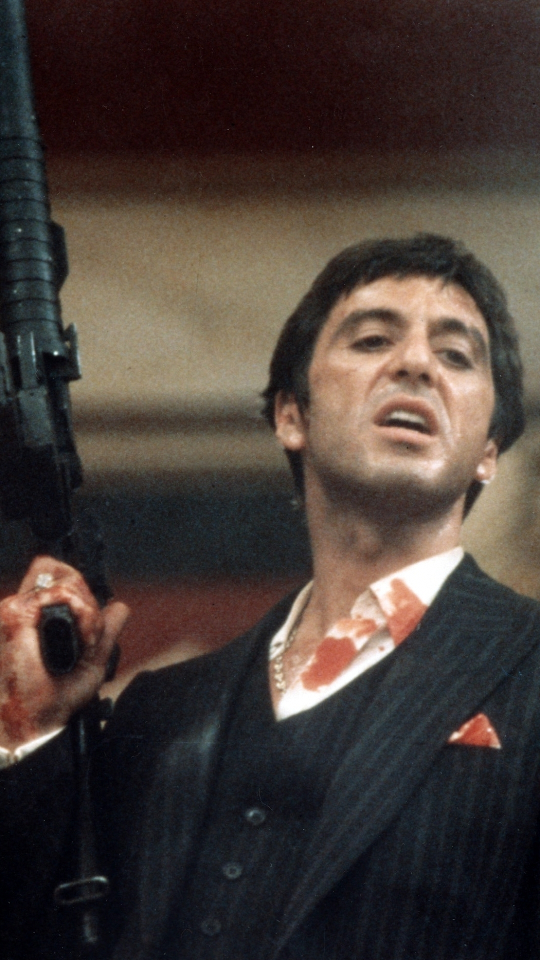 iPhone 6 Plus - Movie/Scarface - Wallpaper ID: 211596 Al Pacino
