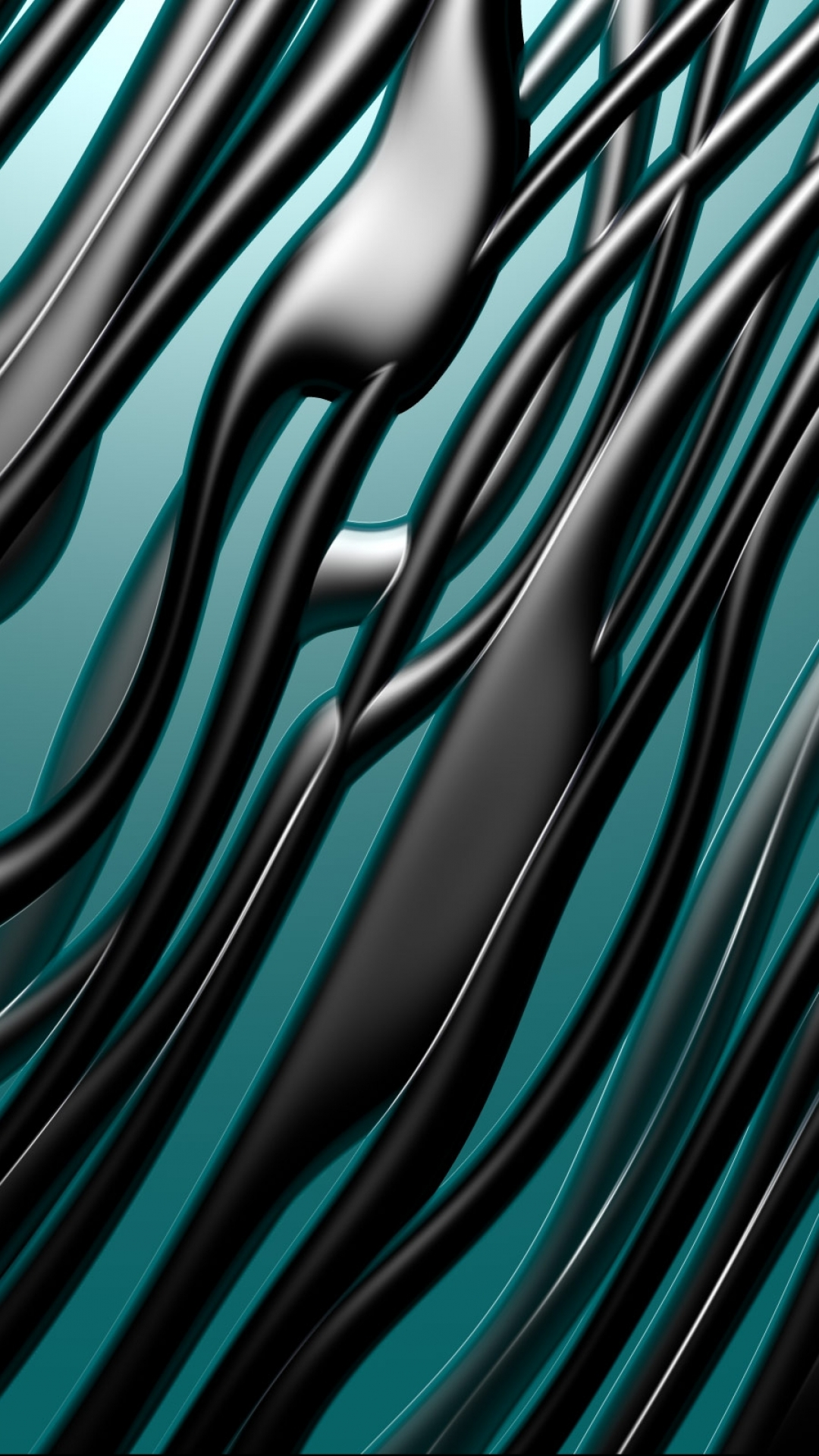 iPhone 6S Plus Abstract 3D Wallpaper ID