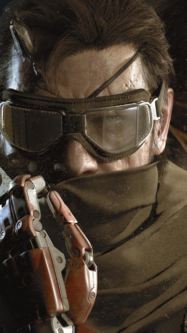 21 Metal Gear Solid V The Phantom Pain Apple Iphone 6 750x1334