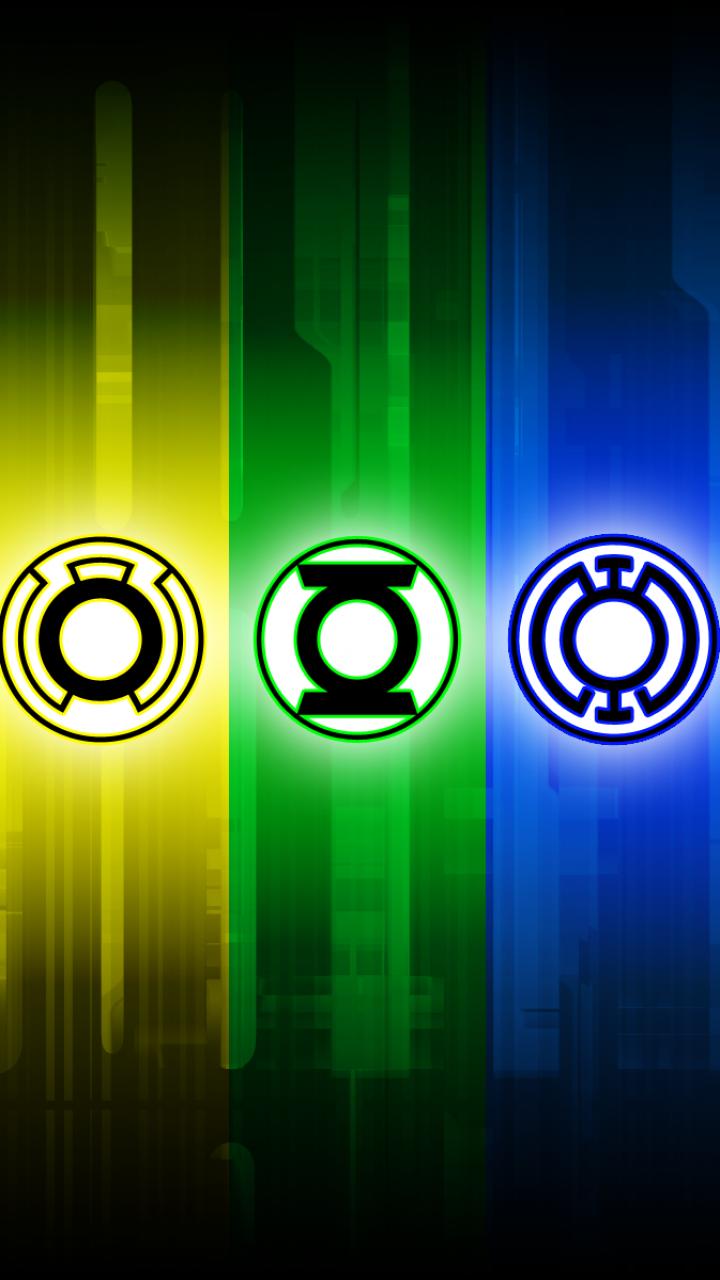 iPhone 5 - Comics/Green Lantern - Wallpaper ID: 273434