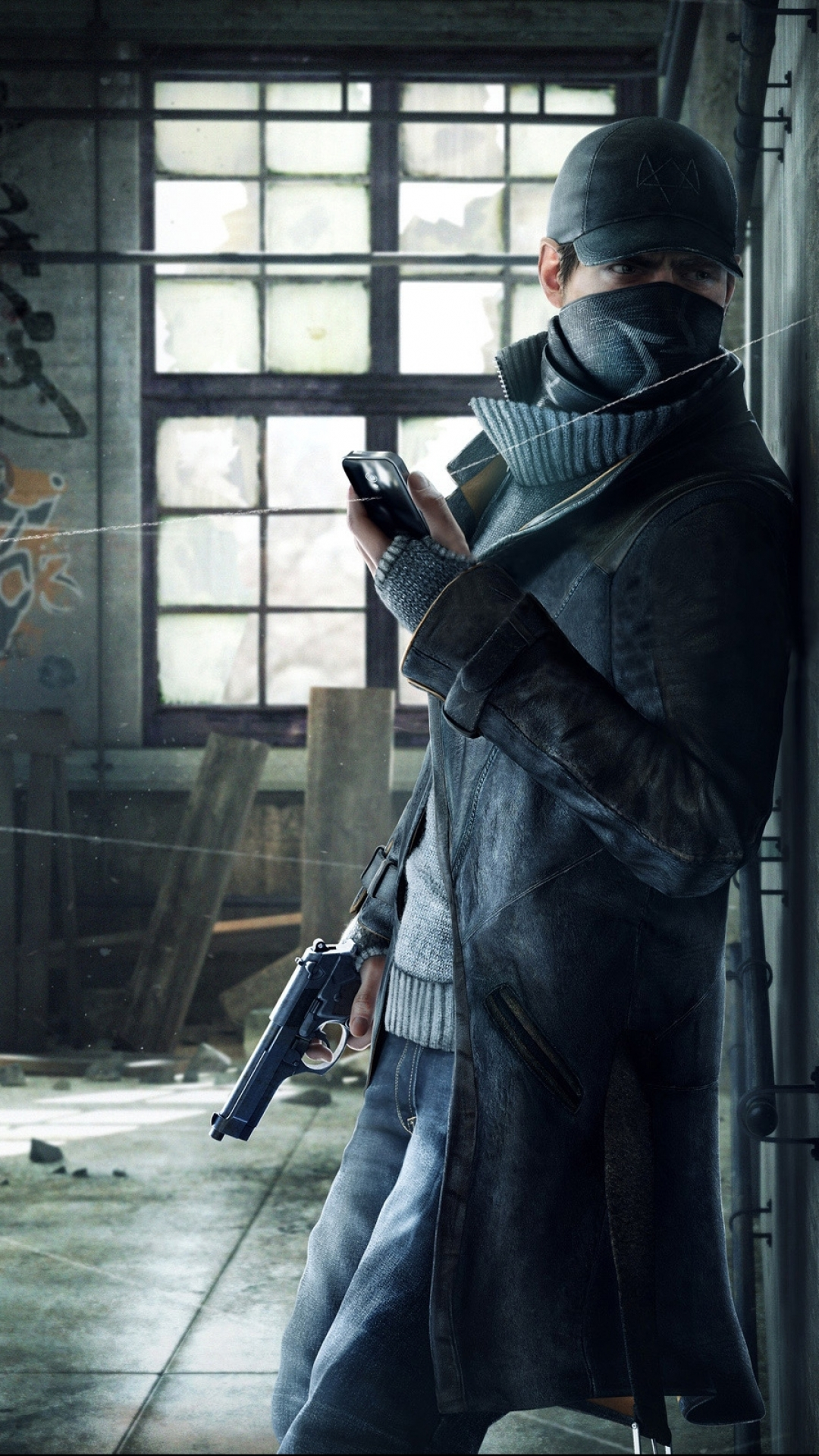 Watch dogs wallpaper phone