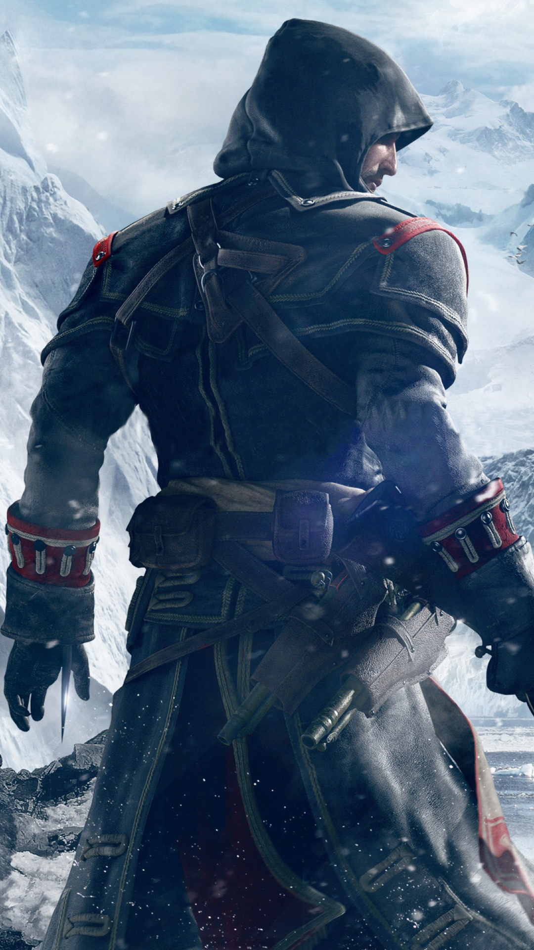 Video Game Assassin S Creed Rogue 1080x1920 Wallpaper Id 244409