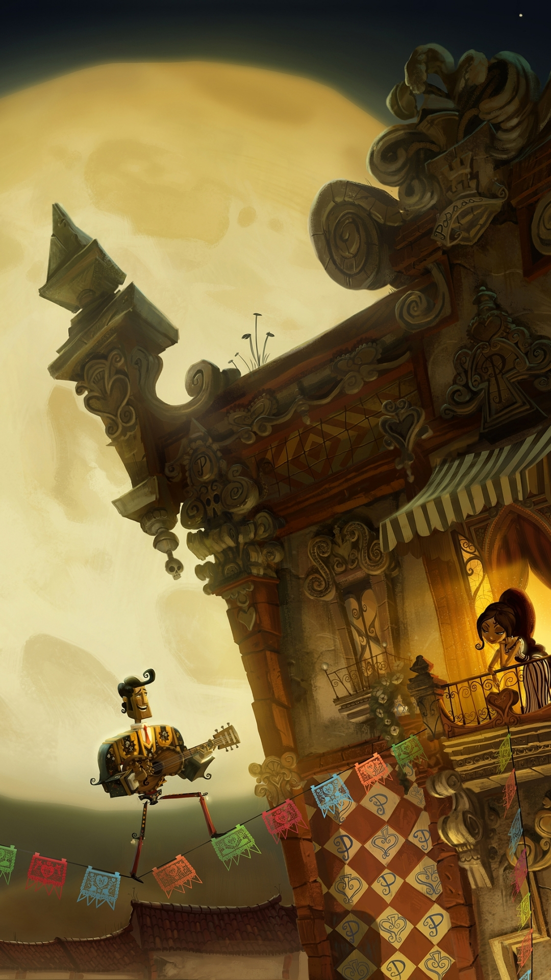 Movie The Book Of Life 1080x1920 Wallpaper Id 258532 Mobile Abyss