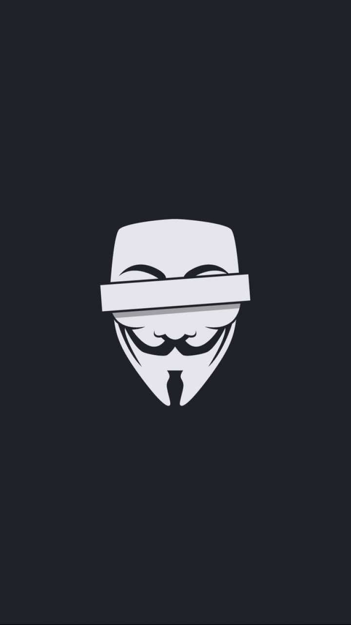 dark/anonymous (720x1280) wallpaper id: 273491 - mobile abyss