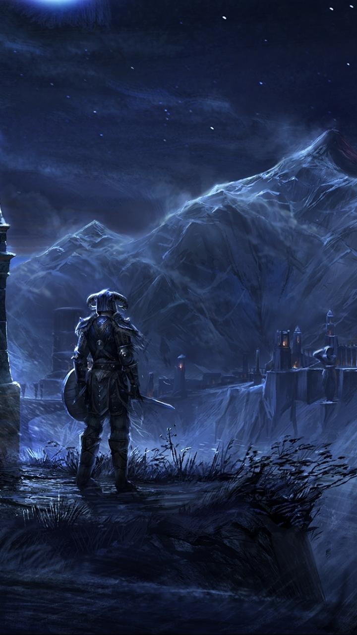 Video Game The Elder Scrolls Online 720x1280 Wallpaper Id