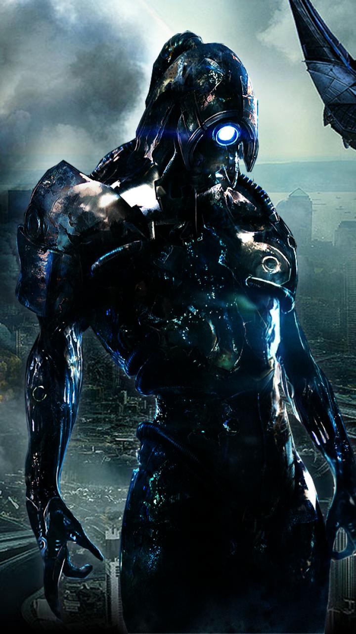 Video Game Mass Effect 3 720x1280 Wallpaper Id 283622