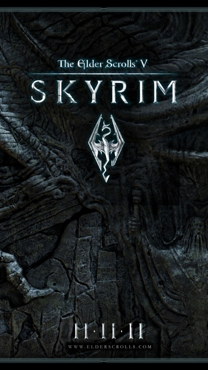 Video GameThe Elder Scrolls V Skyrim 720x1280 Wallpaper ID