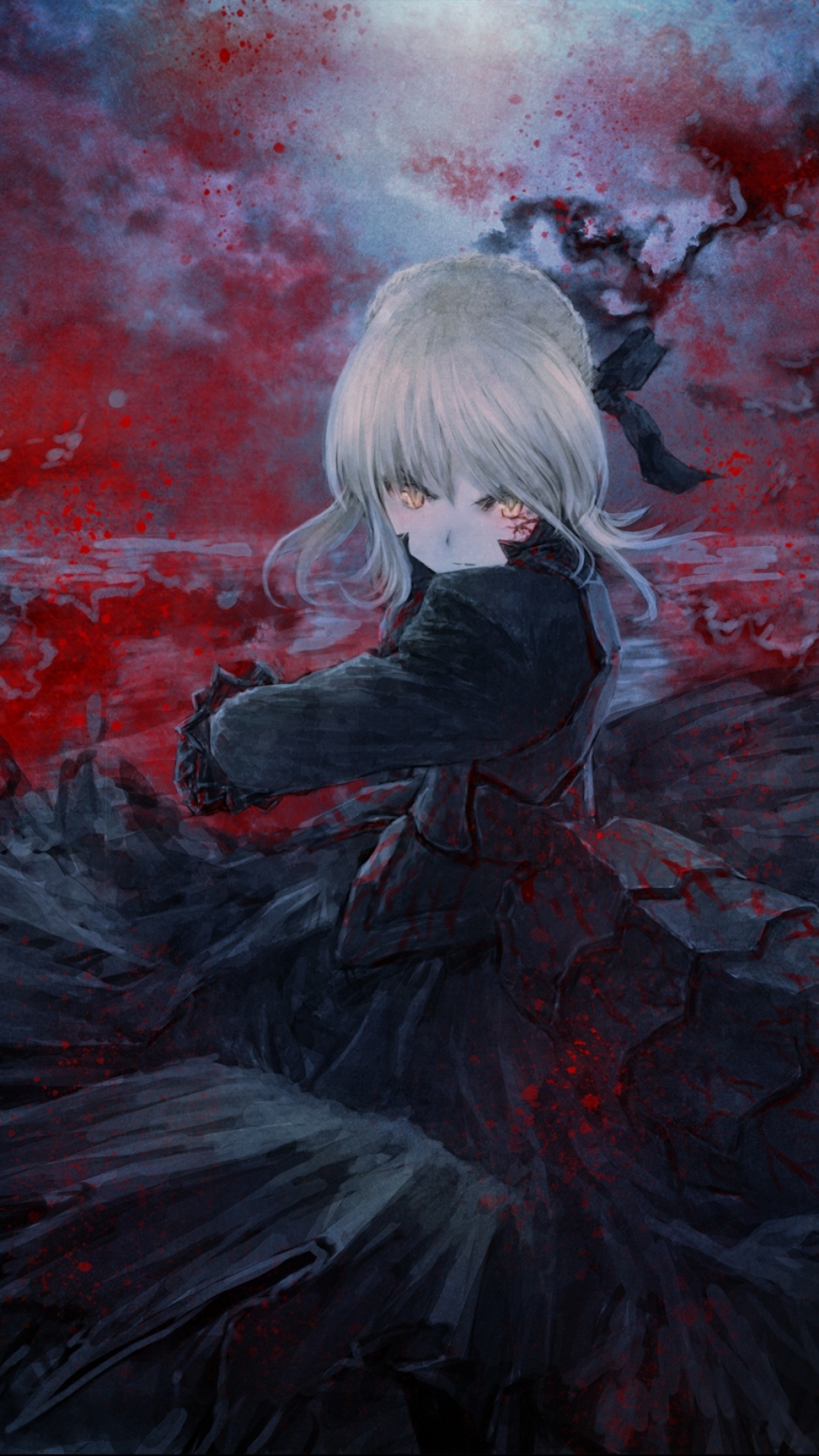 Anime Fate Stay Night 1080x1920 Wallpaper Id 288056 Mobile Abyss