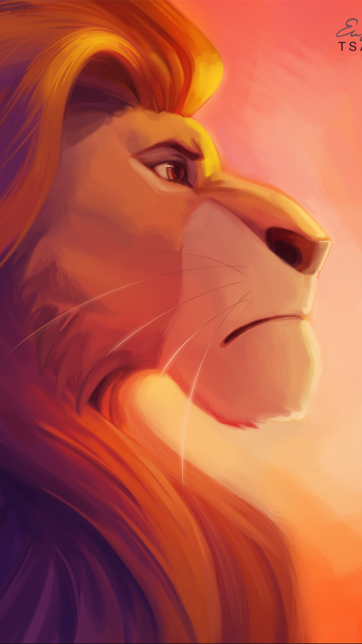Movie The Lion King 720x1280 Mobile Wallpaper